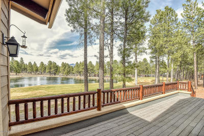 Flagstaff Single Family Home For Sale: 4510 W Braided Rein