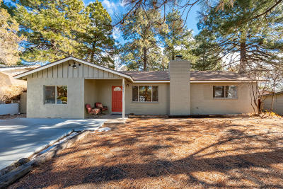 Flagstaff AZ Single Family Home For Sale: $360,000