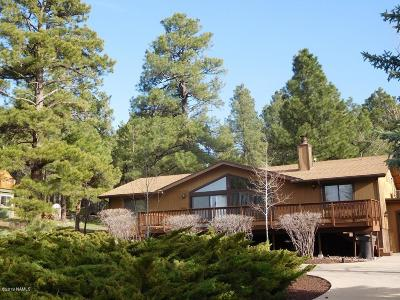 Flagstaff Single Family Home Pending - Take Backup: 3250 N Country Club Drive Drive