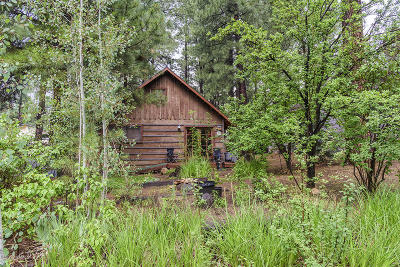 Coconino County Single Family Home Pending - Take Backup: 3034 Hotevilla Trail