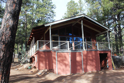 Coconino County Single Family Home For Sale: 2968 Wakas Trail