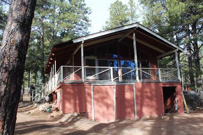 Flagstaff Single Family Home For Sale: 2968 Wakas Trail