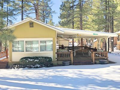 Coconino County Mobile/Manufactured For Sale: 17050 Alder Place