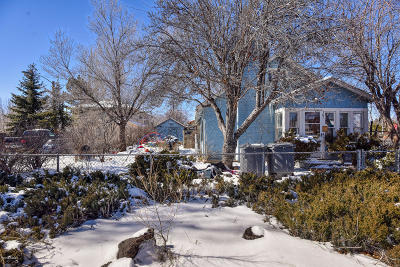 Flagstaff Single Family Home For Sale: 301 S O'leary Street