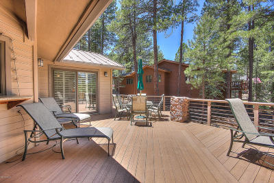 Coconino County Single Family Home For Sale: 5757 Griffths Spring