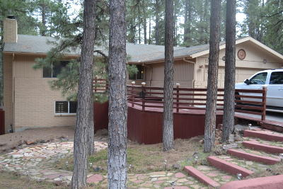 Flagstaff Single Family Home For Sale: 1141 W University Heights Drive S