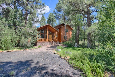 Single Family Home For Sale: 702 Flag Hollow Road