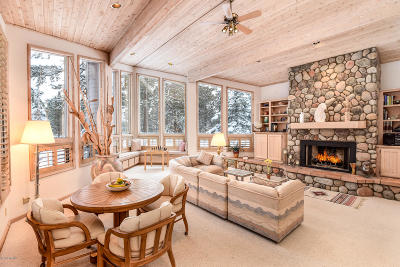 Flagstaff Single Family Home For Sale: 2553 Hart Merriam