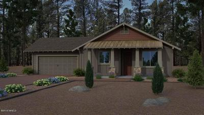 Flagstaff Single Family Home For Sale: Plan 1127 Affordable Housing
