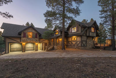 Flagstaff Single Family Home For Sale: 1861 E Myrtlewood Court