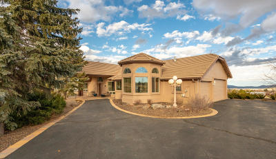 Flagstaff Single Family Home For Sale: 8205 N Reata Road