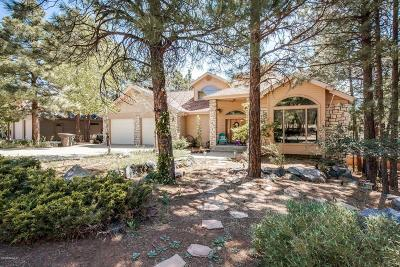 Flagstaff Single Family Home For Sale: 2016 N Starling Way