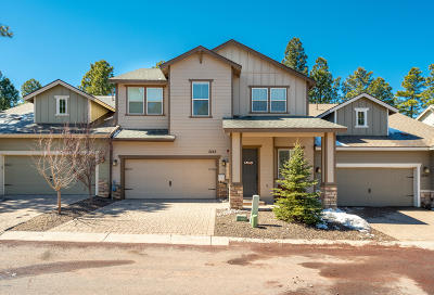 Flagstaff Condo/Townhouse For Sale: 3223 S Marryvale Lane