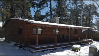 Flagstaff Single Family Home For Sale: 342 Kiowa