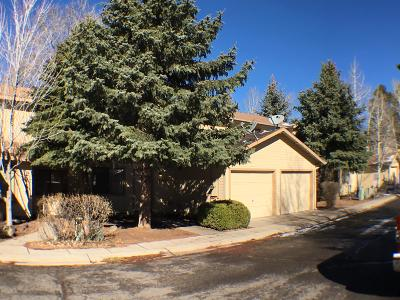 Flagstaff AZ Condo/Townhouse For Sale: $220,000