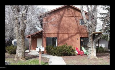 Flagstaff Multi Family Home For Sale: 608 W Aspen Avenue
