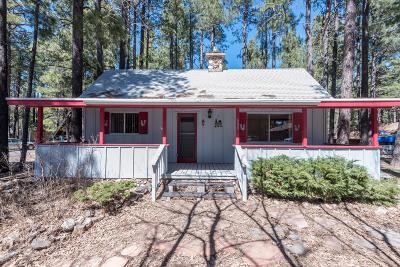 Coconino County Single Family Home Pending - Take Backup: 609 Kiowa