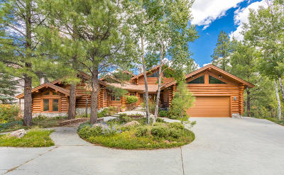 Flagstaff Single Family Home For Sale: 4730 Griffiths