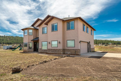 Flagstaff Single Family Home For Sale: 7783 W Sweetwater Trail