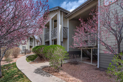 Flagstaff Condo/Townhouse For Sale: 4343 E Soliere Avenue #19-1037