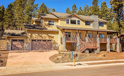 Flagstaff Single Family Home For Sale: 2065 N Cobblestone Circle