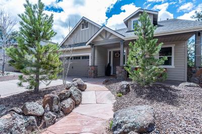 Flagstaff Single Family Home For Sale: 1220 W Lil Ben Trail
