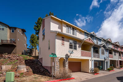 Flagstaff Condo/Townhouse For Sale: 2450 W Cripple Creek Drive