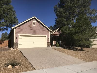 Flagstaff Single Family Home For Sale: 5063 S Serpentine Road