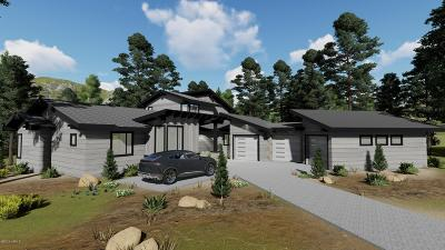 Flagstaff Single Family Home For Sale: 3121 S Solitaires Canyon Drive