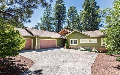 Flagstaff AZ Single Family Home For Sale: $565,900