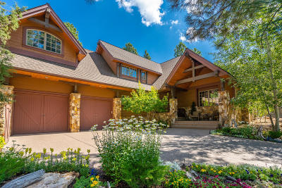 Flagstaff Single Family Home For Sale: 1692 Singletree Court