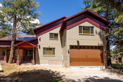 Munds Park Single Family Home For Sale: 485 E Taos Place