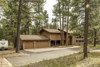 Coconino County Single Family Home For Sale: 5200 Magdalena Road