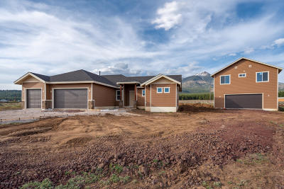 Flagstaff Single Family Home For Sale: 6761 Blue Mountain Trl