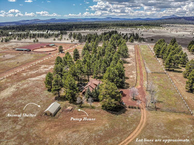 Parks Single Family Home For Sale: Xxxx S Boy Scout Camp Road