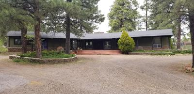 Flagstaff Single Family Home For Sale: 5401 Townsend Winona Road