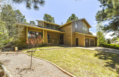 Flagstaff Single Family Home Pending - Take Backup: 2672 N Carefree Circle