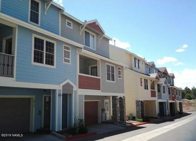 Coconino County Condo/Townhouse For Sale: 2399 W Pikes Peak Drive