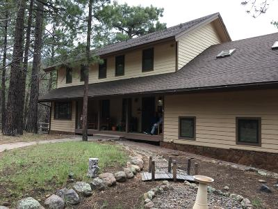 Flagstaff Single Family Home For Sale: 5050 N Wildrose Trail