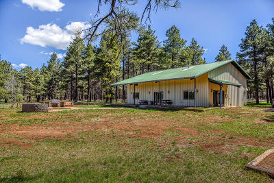 Parks Single Family Home For Sale: 12363 Bluebird Meadow Road