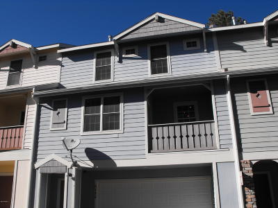 Flagstaff Condo/Townhouse For Sale: 2352 W Silverton Drive