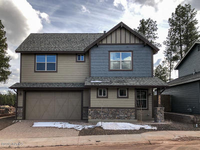 Flagstaff Single Family Home For Sale: 2575 W Pollo Circle #319