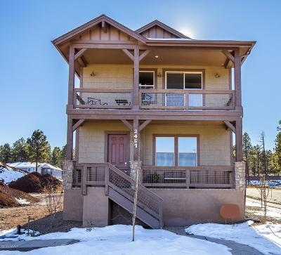 Coconino County Single Family Home For Sale: 2402 W Cj Drive #14c