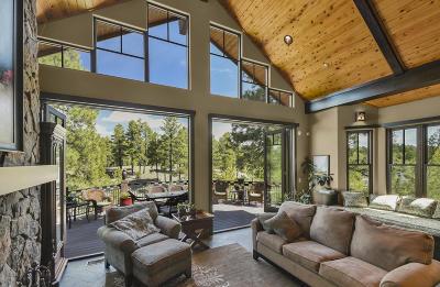 Flagstaff Single Family Home For Sale: 1607 E Morgan Run Drive