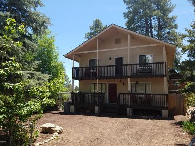 Flagstaff Single Family Home For Sale: 130 Comanche