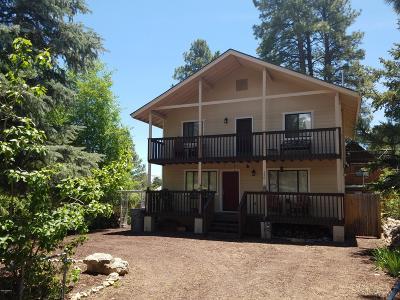 Coconino County Single Family Home For Sale: 130 Comanche