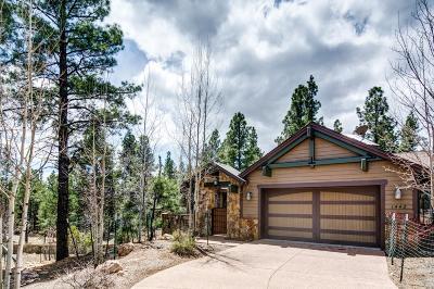 Coconino County Condo/Townhouse For Sale: 1442 E Castle Hills Drive