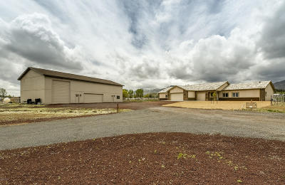 Flagstaff Single Family Home For Sale: 11793 Us Hwy 89