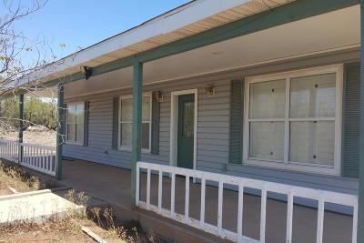 Ash Fork Single Family Home For Sale: 3631 N Hillside Road
