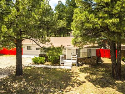 Coconino County Single Family Home For Sale: 3434 Kachina Trail